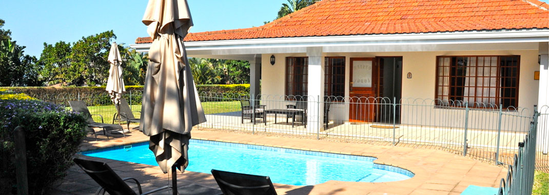 Accommodation in Durban Self Catering Holidays Oyster Cottages 12