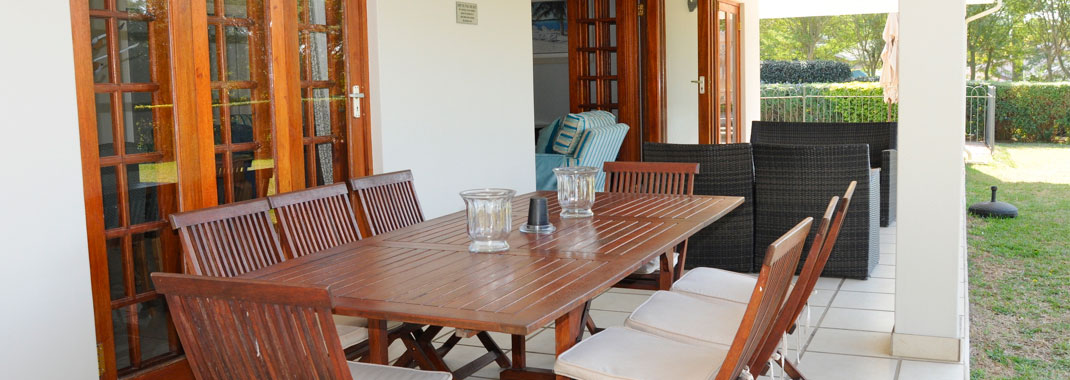 Accommodation in Durban Self Catering Holidays Oyster Cottages 24